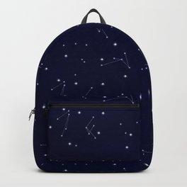 Astres / Stars / Luminary / Night Sky / Stars starry sky Backpack