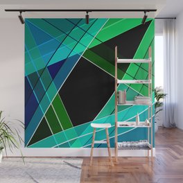 Abstract pattern 8 Wall Mural