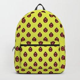Beautiful Sparkling red sparkles Ladybird Ladybug Backpack