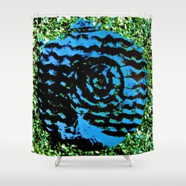Gravity's Touch Shower Curtain