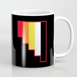 Akoisexuality in Shapes Coffee Mug