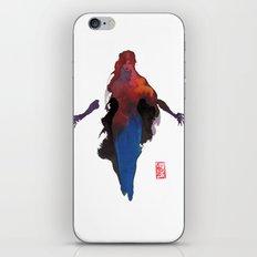 La Sorcière iPhone & iPod Skin