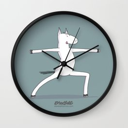 Worrier Too Wall Clock