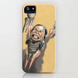 I need a goggle! iPhone Case