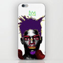Basquiat iPhone Skin