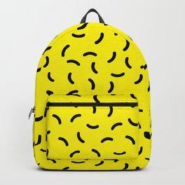 Memphis pattern 41 Backpack