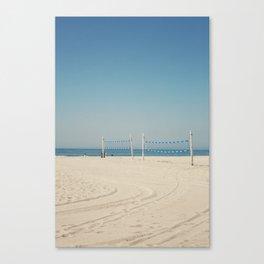 Hermosa Beach Volleyball Canvas Print