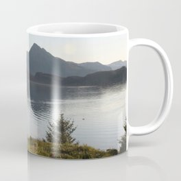 Kashevaroff Mountain Photography Print Coffee Mug
