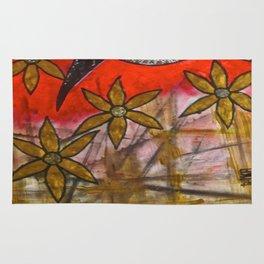 Fleur de Lis no 1 Rug