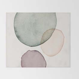 calm Throw Blanket