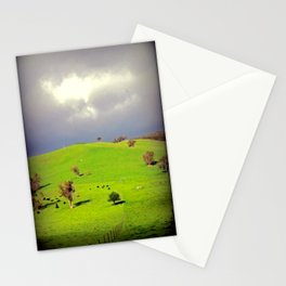 Green Pastures Stationery Cards