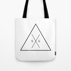 The Society Six  Tote Bag