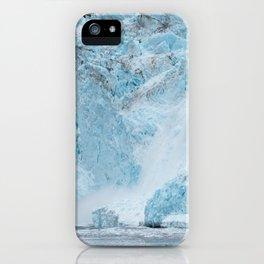 Icy Thunder iPhone Case