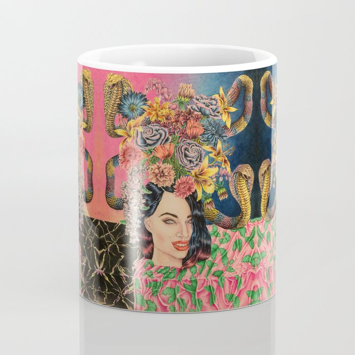 Babealonian Still Life Coffee Mug