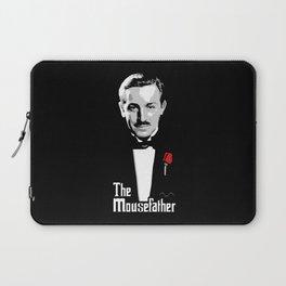 Walt E.Disney, The Mousefather Laptop Sleeve