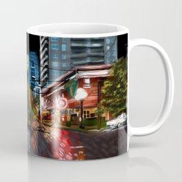 Nightlife in Seattle Coffee Mug