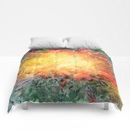 Blumenkraft III Comforters