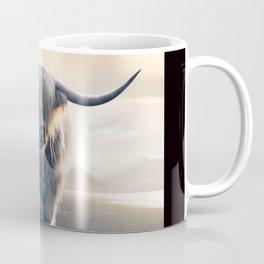 highland cattle scotland Coffee Mug