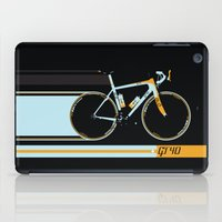 bike iPad Cases featuring Bike by Wyatt Design