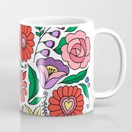 Hungarian embroidery motifs Coffee Mug