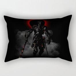 Soul of Cinder Rectangular Pillow