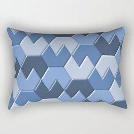 Geometrix XXVI Rectangular Pillow