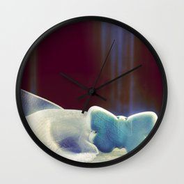 Spirit of the Butterfly Wall Clock