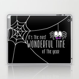 Halloween - it's the most wonderful time of the year Laptop & iPad Skin