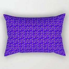 African Eye Rectangular Pillow