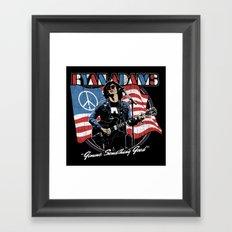 RADams Framed Art Print