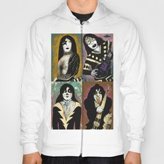The Great Kiss Hoody