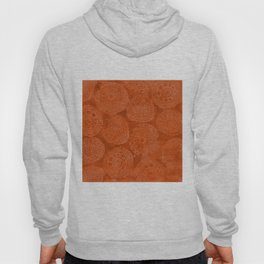 Tribal Terracota Rounds Hoody