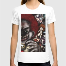 Dolly Game by M.G.A.R T-shirt