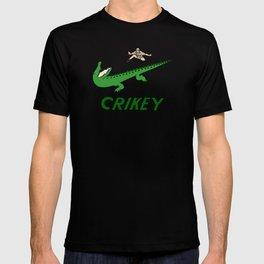Crikey! Just Wrastle It T-shirt