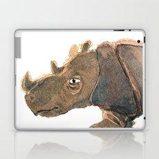 Thinking Rhinoceros Laptop & iPad Skin