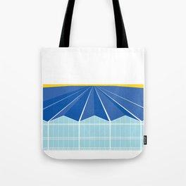Glasshouses Tote Bag