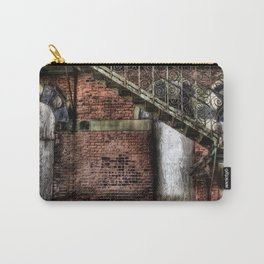 Hudson River State Hospital, 2007, Original Victorian Fire Escape Detail Carry-All Pouch
