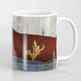Moonlit Desert Coffee Mug