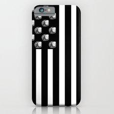 US MiniFigure Flag - Vertical iPhone 6s Slim Case