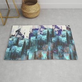 Cold cities Rug
