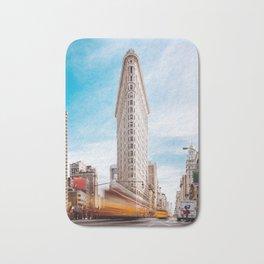 Flatiron Building New York Bath Mat