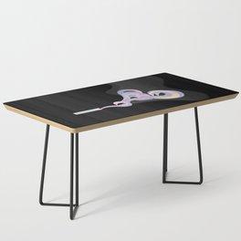 Smoky Scent No Longer Black Coffee Table