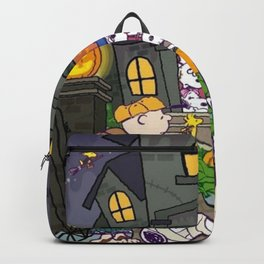 snoopy halloween Backpack