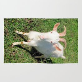 Billy 'The Goat' Rug