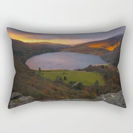Ireland - Lough Tay (RR 254) Rectangular Pillow