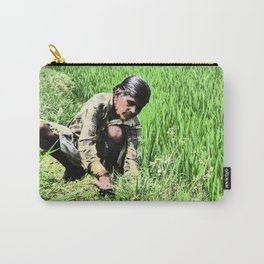 rIcE wOrK Carry-All Pouch
