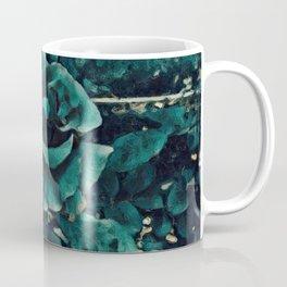 Blue Rose - Painting Style - Art Gift Coffee Mug
