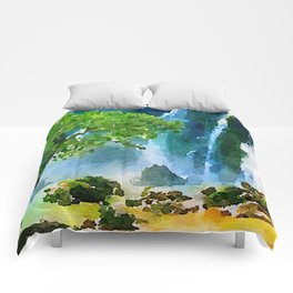 Happy place Comforters