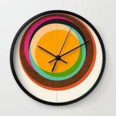 FUTURE GLOBES 001 Wall Clock