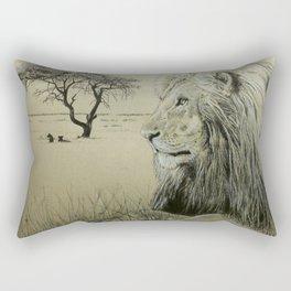 Family First Rectangular Pillow